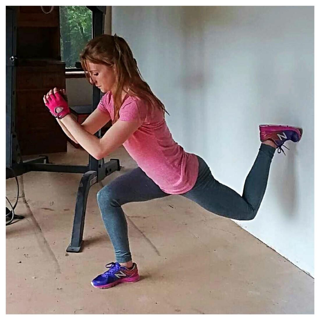 lunge squat